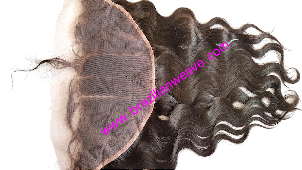 13×6 Frontal Brazilian Body Wave 3 Way Parting-Brazilianweave.com