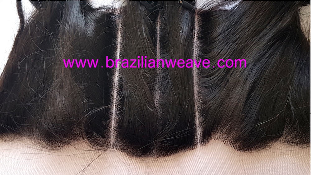 13×6 Frontal Brazilian Body Wave 3 Way Parting-Brazilianweave.com-Brazilianweave.com