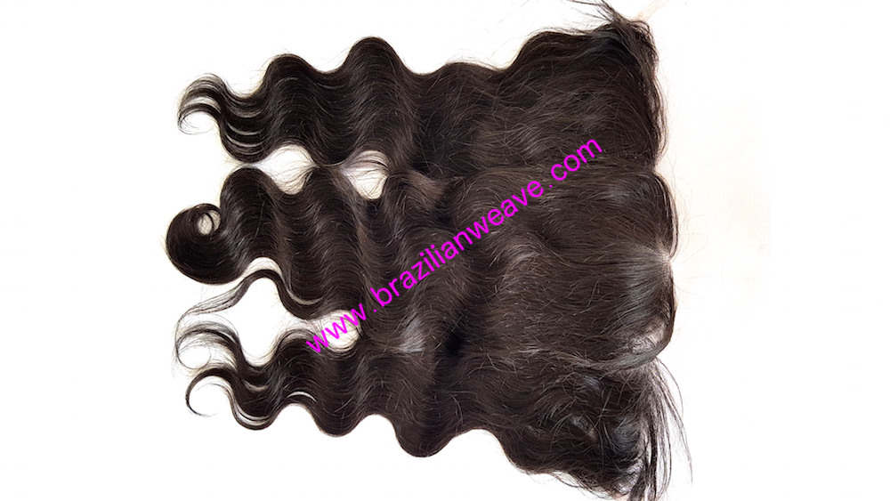 13x6 Frontal Brazilian Body Wave Free Parting-Brazilianweave.com