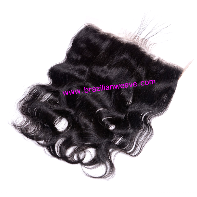 13 x 4 Inch Brazilian Lace Frontal Body Wave-Brazilianweave.com-Brazilianweave.com