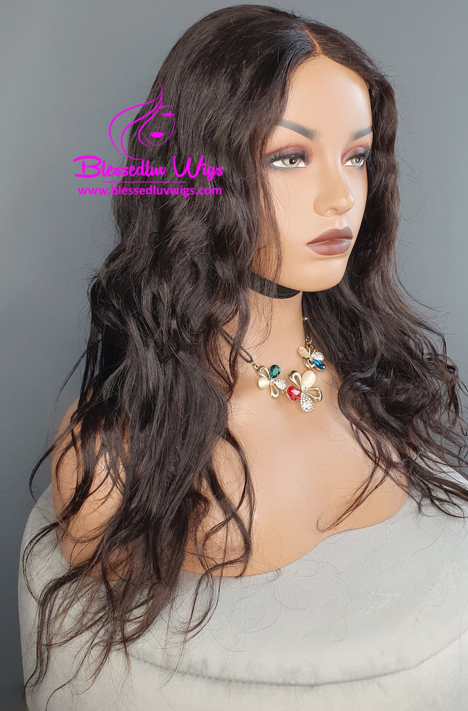 Reagan Brazilian Lace Closure Handmade Wig-www.brazilianweave.com-Brazilianweave.com