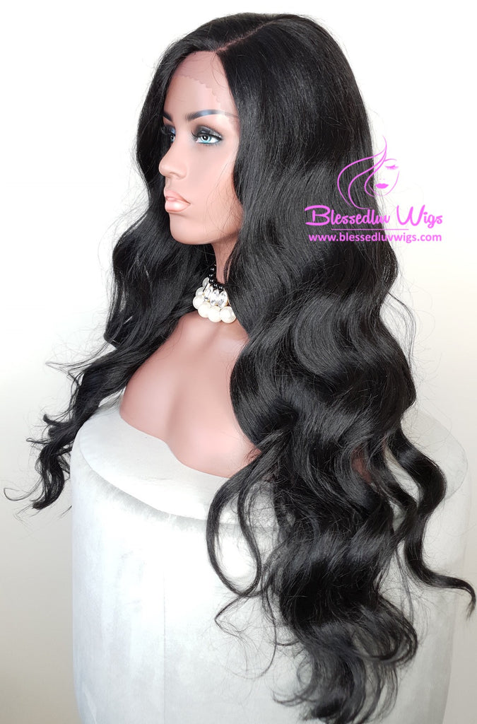 Zora - Synthetic Lace Front Wig-Brazilianweave.com-Brazilianweave.com