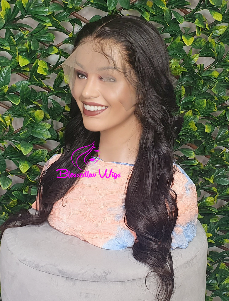 2 Bundles With Lace Frontal – Loose Wave-Brazilianweave.com-Brazilianweave.com