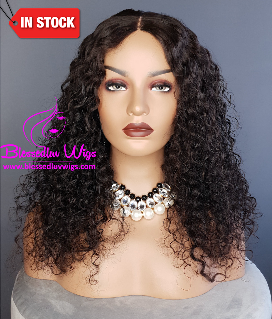 Evelyn - Mongolian Lace Frontal Wig-Brazilianweave.com-Brazilianweave.com