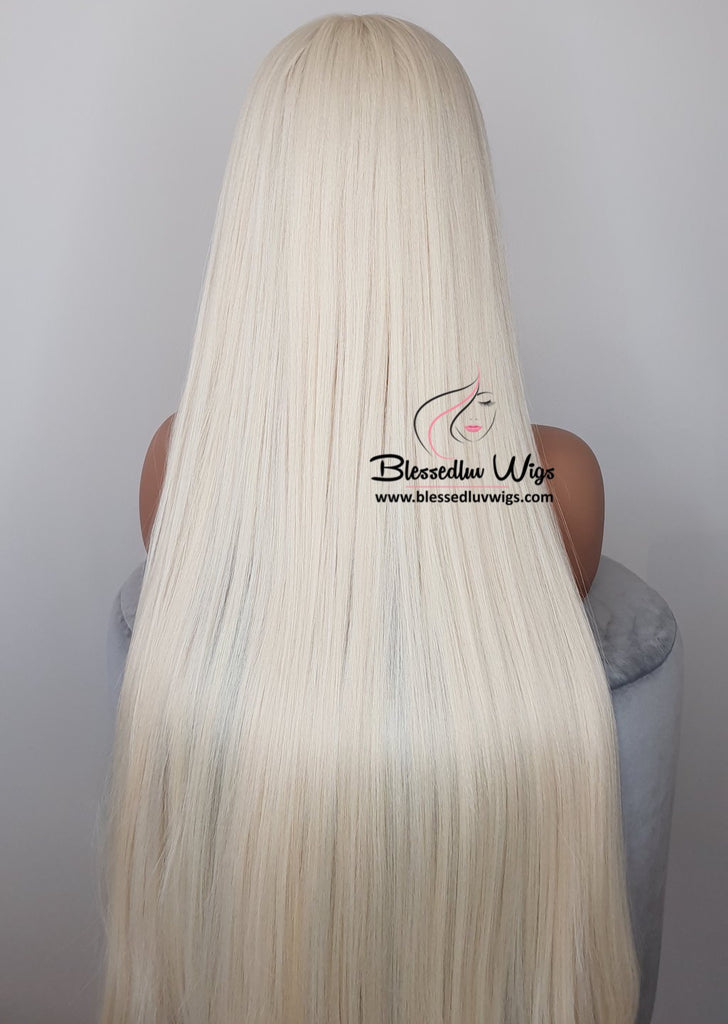 Naya - Blonde Synthetic Lace Front Wig-Brazilianweave.com-Brazilianweave.com