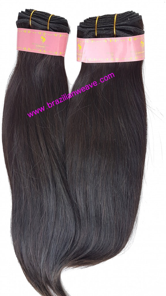 Raw Indian Virgin Hair Straight-Brazilianweave.com-Brazilianweave.com