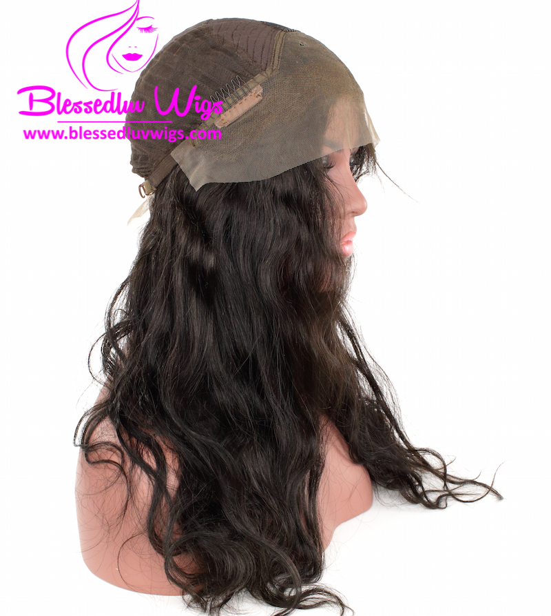 SWEDEN - 22 Inch Lace Front Wig 130% Density Body Wave-Brazilianweave.com-Brazilianweave.com