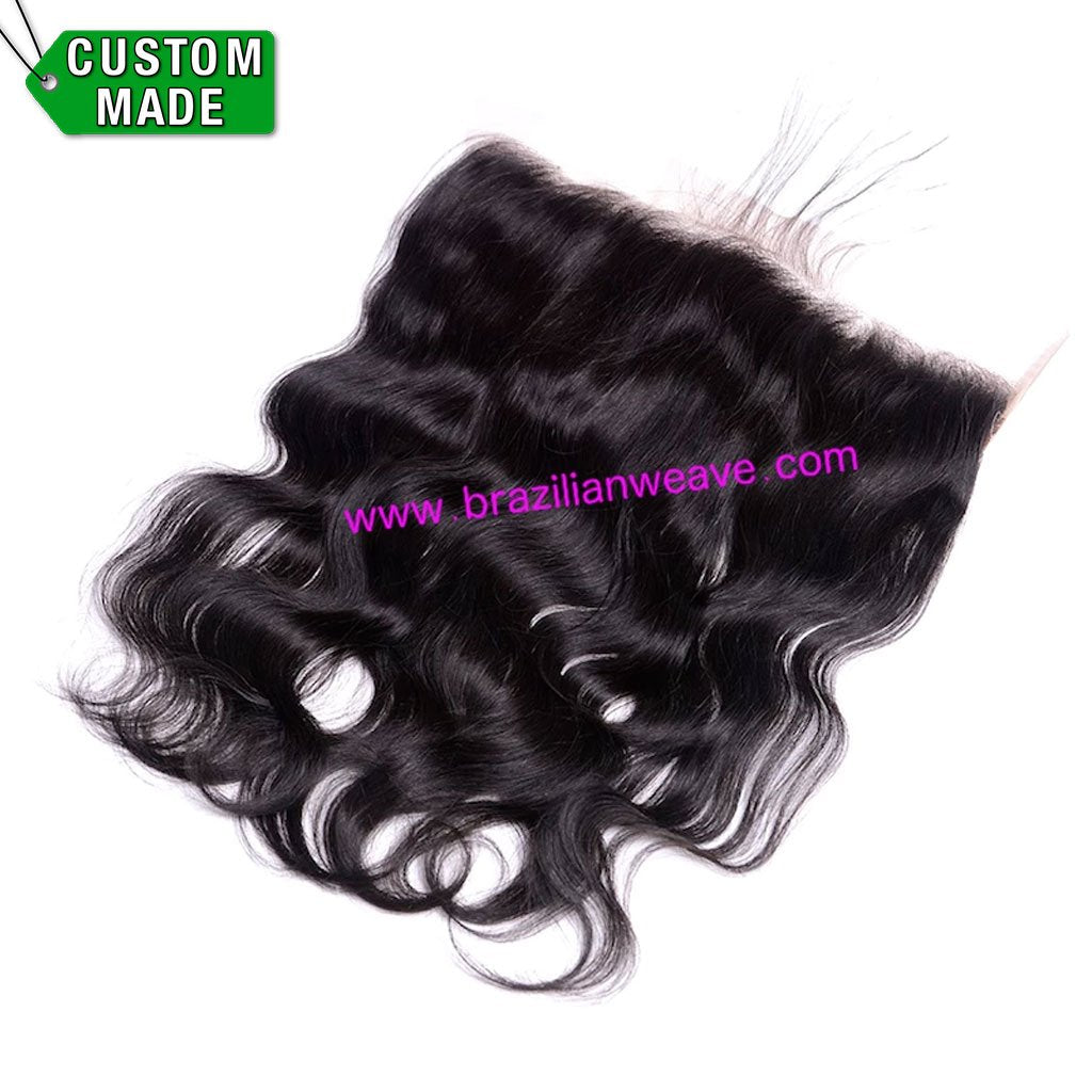 Brazilian Lace Frontal Body Wave-Brazilianweave.com-Brazilianweave.com