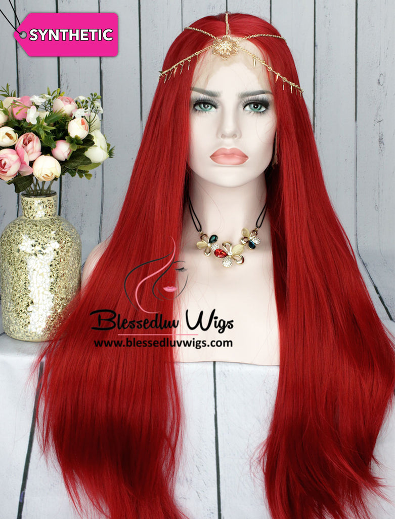 Kailyn - Diva Cherry Red Wig-Brazilianweave.com-Brazilianweave.com