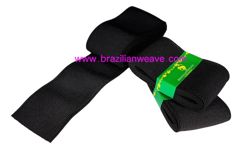 Elastic Big Band Green 1M-Brazilianweave.com-Brazilianweave.com