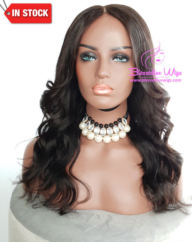 Lalaine - Brazilian Lace Frontal Handmade Wig-www.brazilianweave.com-Brazilianweave.com