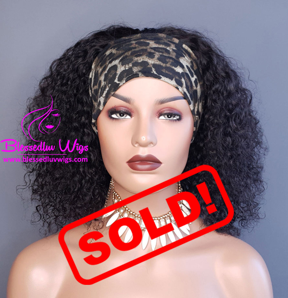 Scarlette - Headbands Tight Curls Brazilian Hair-Brazilianweave.com-Brazilianweave.com