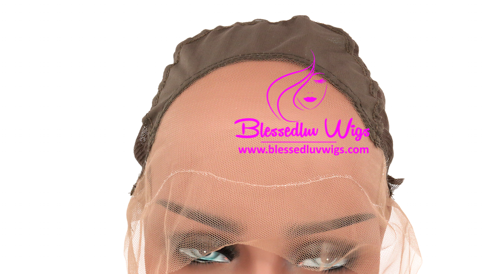 Lace Frontal Wig Cap-Brazilianweave.com-Brazilianweave.com