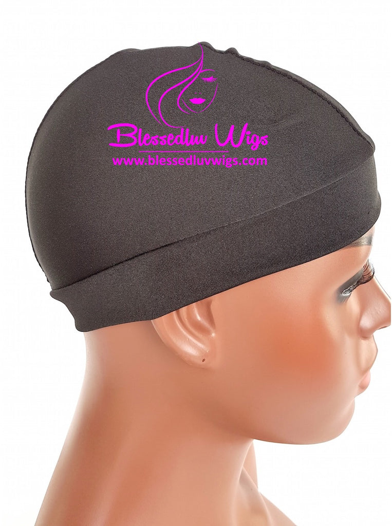 Spandex Dome Cap (Perfect Wig Cap for 360 Frontal Wigs)-Brazilianweave.com-Brazilianweave.com