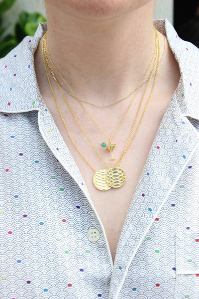 Cocktail Necklace