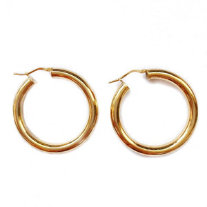 Sleek Grande Hoops