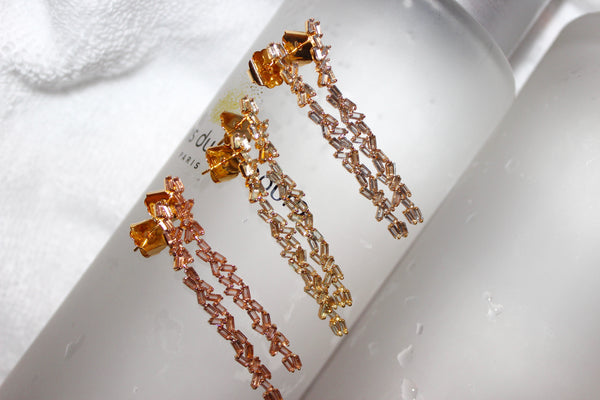Brick Stick Crystal - Gold