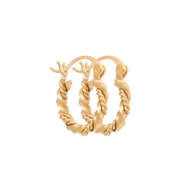 Andie Hoops - Gold