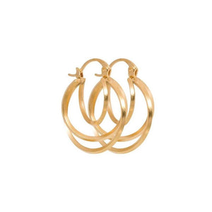 Lima Earrings - Gold
