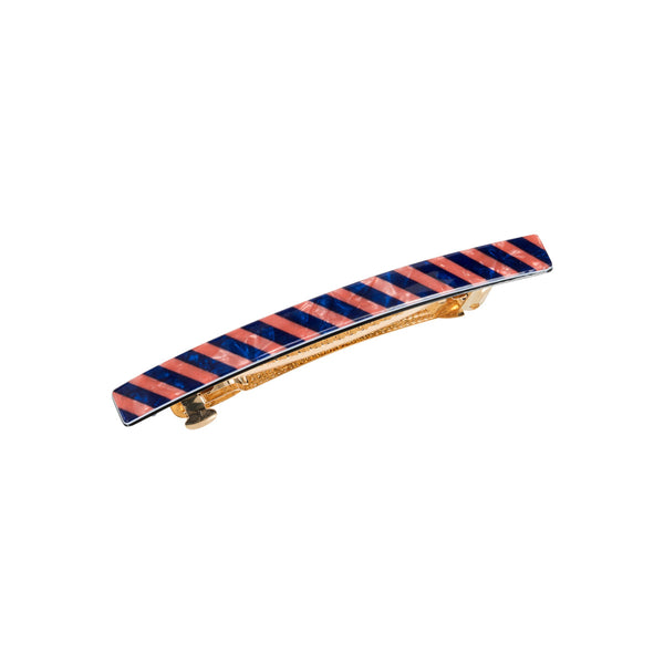 Mini Frenchie Stripe Clip
