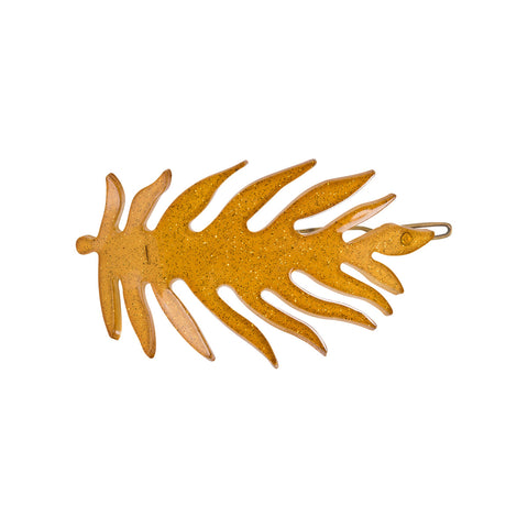 Leaf Hair Pin