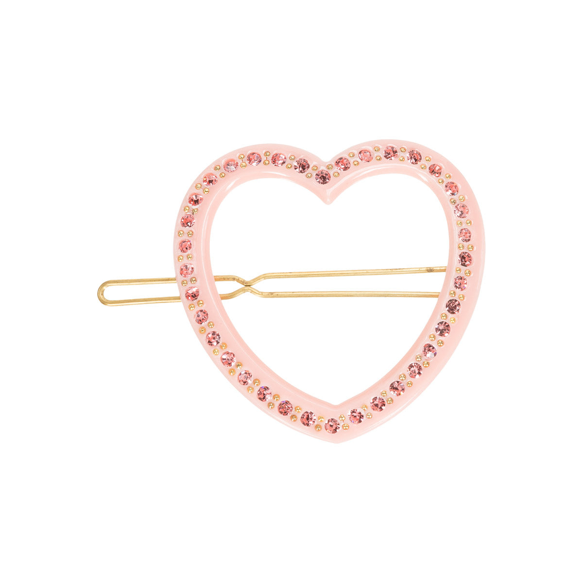 Heart Diamond Hair Pin