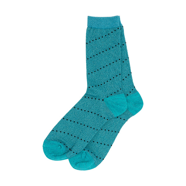 Dot Stripe Socks