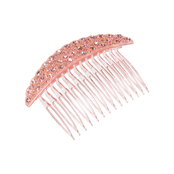 Crystal French Comb