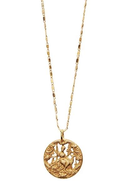 Darina Necklace - Gold