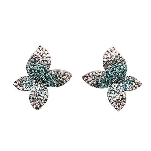 Kendra Crystal Earrings