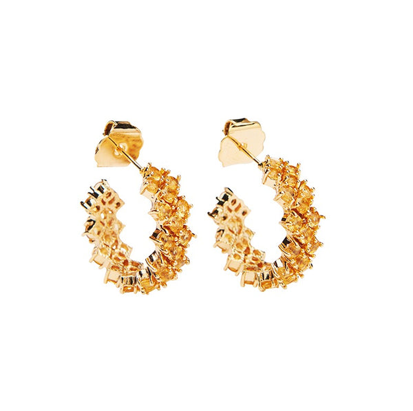 Riga Crystal Earrings