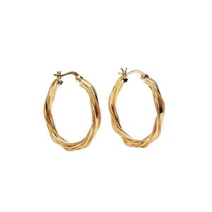 Medium Alena Hoops