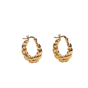 Everly Hoops - Gold