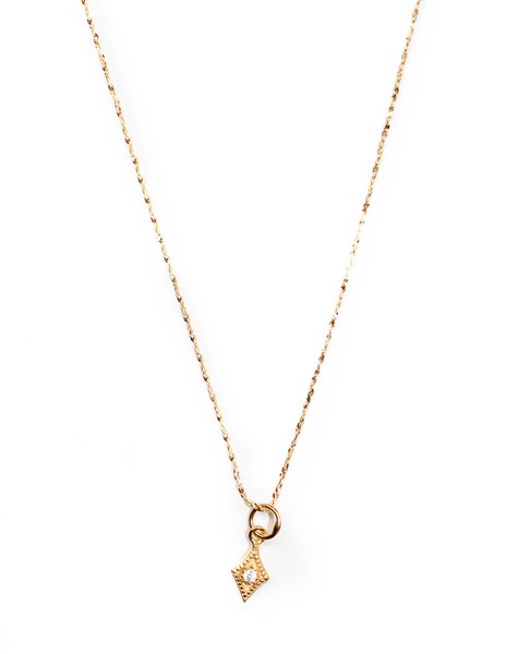Cassio Necklace - Gold