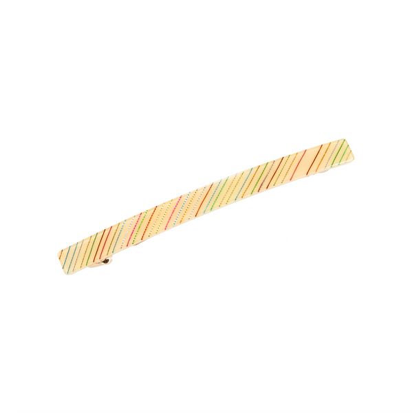Frenchie Stripe Clip