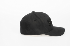 Cappello con scritta SIMPLE Nero Flexfit