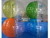 Bubble foot, Soccer Ball, Bupmer Ball, foot en bulle, bulle-gonflable, quatre couleur