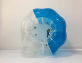 Bubble foot, Soccer Ball, foot en bulle, bulle-gonflable, fenêtre bleu