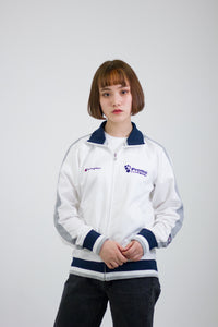 CHAMPION Track Top in Size Medium