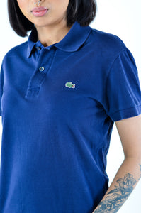 LACOSTE Polo T Shirt in Size Small