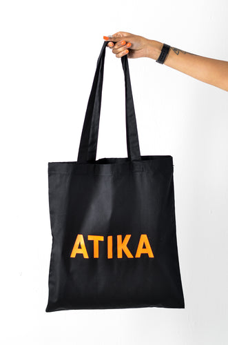 ATIKA Tote Bag in Orange