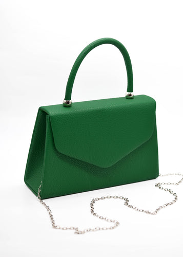 Mini Bag in Forrest Green