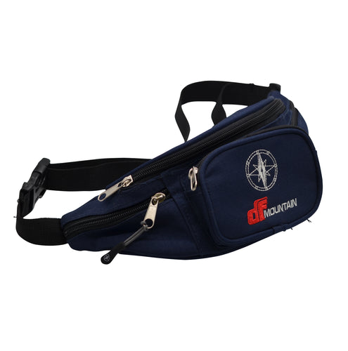 DF Mountain Navy Bum Bag