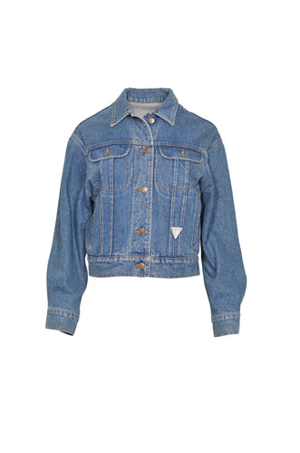 VALENTINO Denim Jacket in Size Small
