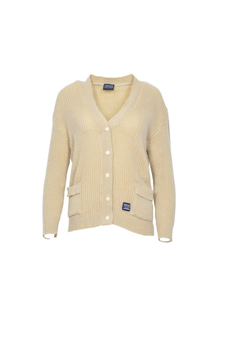 VERSACE Cardigan in Size Medium