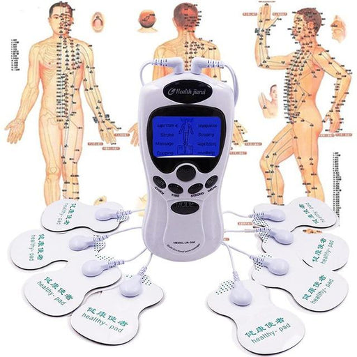 Electrical Body Massager with Pads