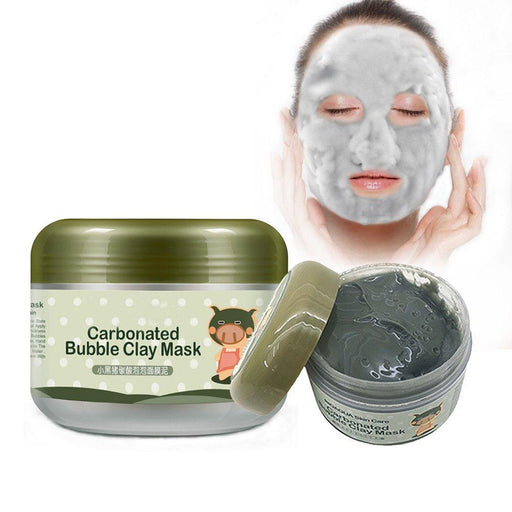Korean Carbonated Bubble Clay Mask 100g Makeup & Beauty SmartGear Factory