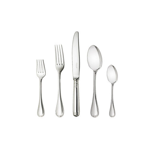 "30-Piece Sterling Silver Set ""Malmaison"" - Christofle"