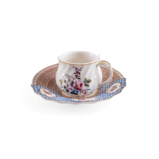 "Coffee Cup & Saucer ""Hybrid New Era"" - Seletti"