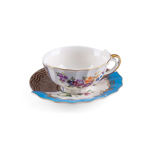 "Teacup & Saucer ""Hybrid New Era"" - Seletti"